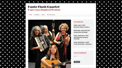 Haute Flash Quartet